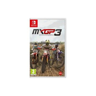 MXGP3 - The Official Motocross Switch