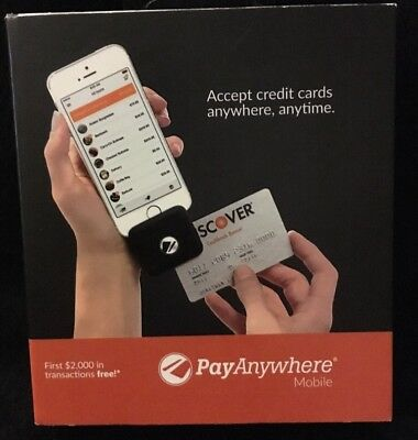 PAYANYWHERE Mobile Card Reader