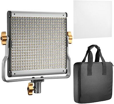 Neewer Dimmable Bi-color LED With U Bracket Professional Video Light For Video
