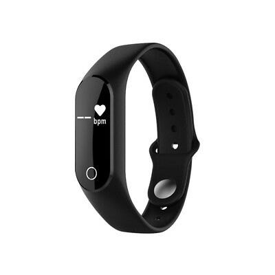 Heart Rate Monitor Smart fitband Waterproof with Touch Screen Heart rate band