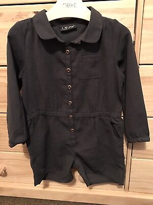 Next Playsuit Age 2-3 Years