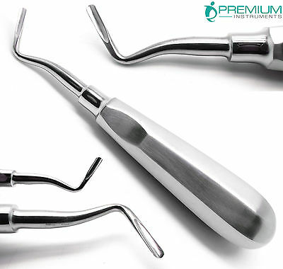 Dental Extraction Root Elevators Apical Left Elevators No.302 Surgical Tools