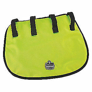 CHILL-ITS BY ERGODYNE Advanced PVA Neck Shade,Polyester,Lime, 6670CT, Lime