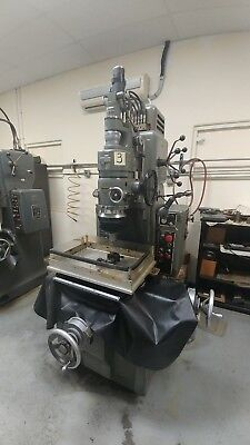 Later Model Moore G18 / # 3 Jig Grinder In Beautiful Condition Serial # G3342 !!