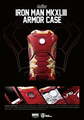 Iron Man Mark 43 Armor Case for iPhone 6 / 6s New Japan F/S