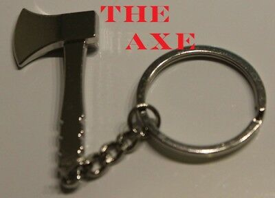 THE AXE Ax Keychain Key Chain US seller Great gift