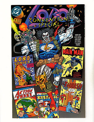Lobo Convention Special #1 (1993, DC) FN/VF Keith Giffen Kevin O'Neill One-Shot