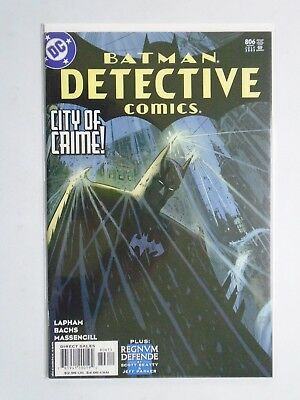 Detective Comics (1937 1st Series) #806 - 8.0 VF - 2005