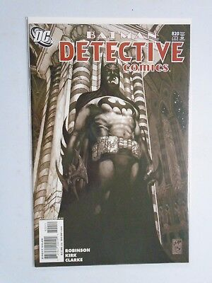 Detective Comics (1937 1st Series) #820 - 8.5 VF+ - 2006
