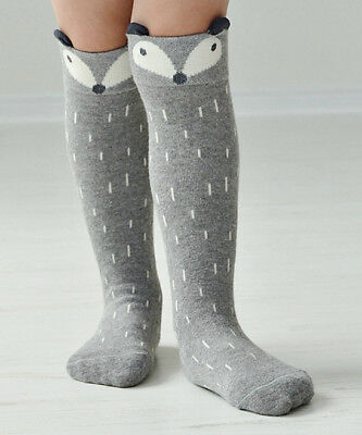 Kids/Toddler/Baby Rustic Animals Socks - New - Free Ship