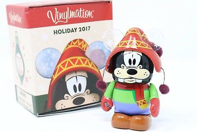 Vinylmation Eachez Holiday 2017 Goofy Christmas with Teeth Smile VARIANT 1/10