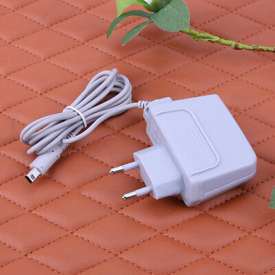 EU AC Home Wall Power Supply Charger Adapter Cable for Nintendo 3DS LL 3DS NDSi