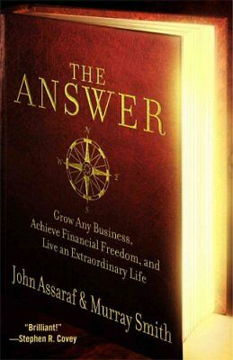 The Answer by John Assaraf 9781416562009 (Paperback, 2009)