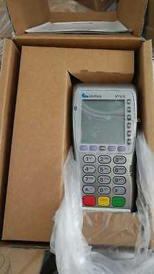 VeriFone Vx 670 Quick User Guide Blue tooth Portable Terminal Model:VX670-B