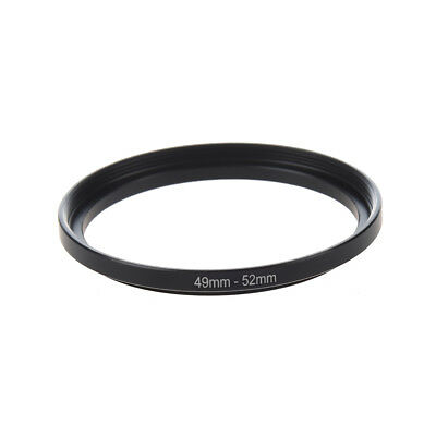 Camera Replacement Metal 49mm-52mm Step Up Filter Ring Adapter R3V4