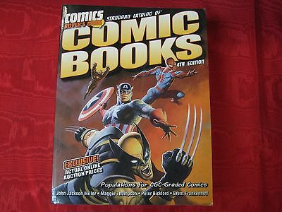Krause 2005 Standard Catalog Of Comic Books, 4Th Edition, Massive 1606 Pages!