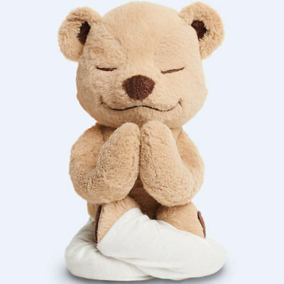 New Yoga Yogi Meddy Teddy Bear Plush Stuffed Doll Bendable Body Soft Cartilage