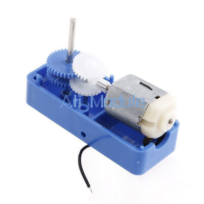 1: 94 Mini Output Biaxial Reduction Box Gear Motor For DIY Robot Toys Parts