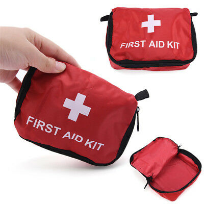 Camp Bandage Medical Survival Drug Case Kit de primeros auxilios Pack Bag