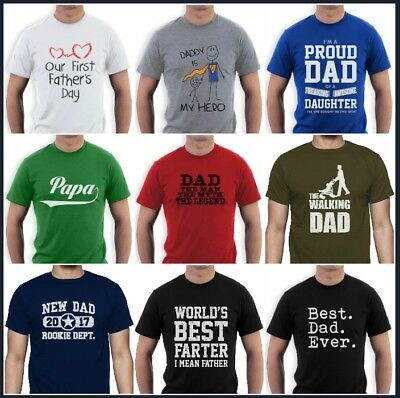 3879c0687 Plus Size Father Papa T Shirt Gift Dad Superhero Daddy Greatest Farter Best  Ever