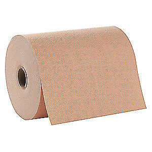 GEORGIA-PACIF DRC (Double Re-Creped) Shop Towel Roll,Double Re-Creped,PK6, 20067