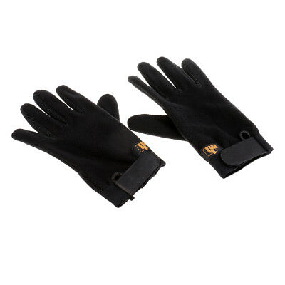 Antiskid Equestrian Gloves / Thickened Horse Riding Glove Wear Resistance