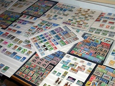 British Africa Commonwealth Stamp Collection/Accumulation Fine Mint, MNH & Used