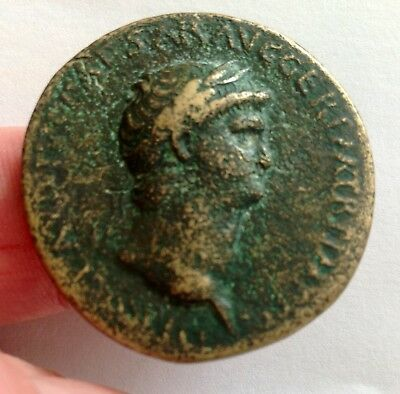 Nero -An Excellent Sestertius !