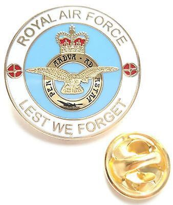 Royal Air Force Lest we forget military Money Clip British  FREE ENGRAVING BKG61