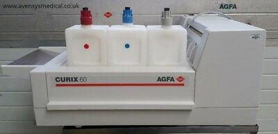 Agfa Curix 60 Table-top X-ray Processor