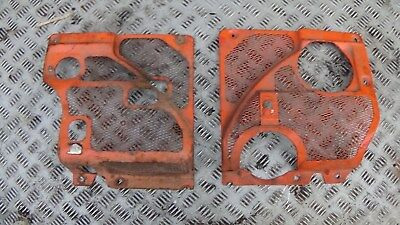 Kubota B4200 engine guards/ covers/ panels/ grills for compact tractor