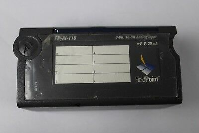 National Instruments FP-AI-110 Analogue Imput