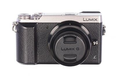 Panasonix GX80 with 12-32mm lens, 885 actuations!