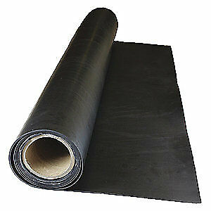"E. JAMES 3/16in Neoprene 3 Ply 36""x120"", 7710-3/16NEO310"