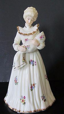 Formalities By Baum, Musical Mother And Child Figurine