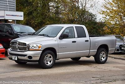 Dodge RAM V8 Quad cab (2006) - 36,000 Miles only -  NO VAT - 2 Owners from new