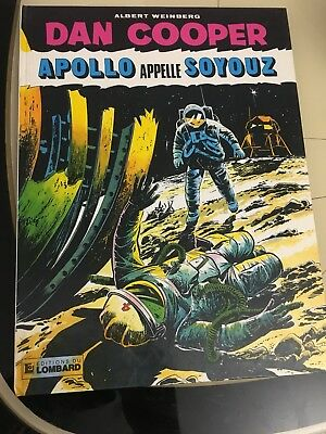 dan cooper apollo appelle soyouz Édition 1978