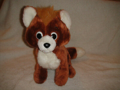 "Vintage Disney Fox and The Hound - Todd - Soft Plush Toy - Vintage 13"" Pedigree"