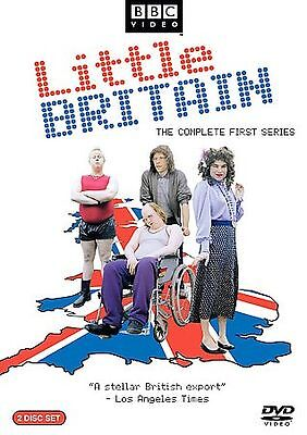 Little Britain - The Complete First Series DVD, 2005, 2-Disc Set BRITISH COMEDY