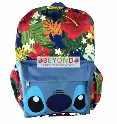 0cf6be36a7e LILO AND STITCH Large School Backpack with Angel 16