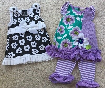 Mudpie, Emily Rose 2-3t Sets!