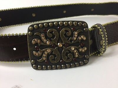 Fantasy Jeweled Costume Belt Game of thrones gold beaded Victorian Steam Punk