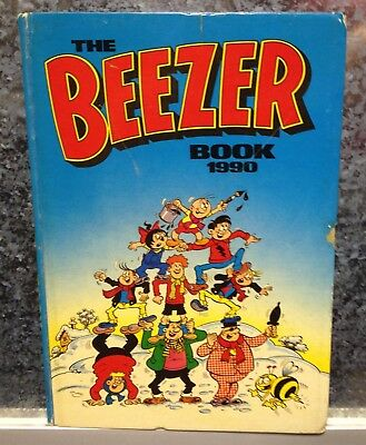 The Beezer Book 1990 Annual