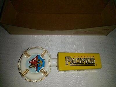 New in Box, Pacifico Shorty Beer Handle Tap! See Pics!