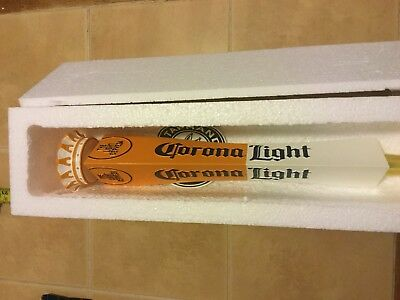 New in Box, Corona Light Beer Handle Tap! See Pics!