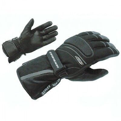 DriRider Nordic 2 Black Gloves adults