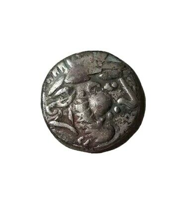Ancient Celtic coin.Lot 205.Gallic coinage.