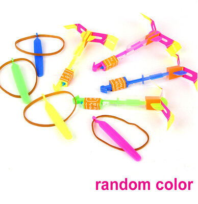 LED Light Up Flashing Dragonfly Glow Flying Dragonfly For Party Toys Kids NEW