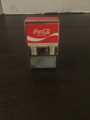 Vintage Buddy L Port Coca-Cola Plastic Vending Machine Japan