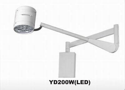 YD200W(LED) Dental Operating Lamp Medical Surgical Light On Wall Wd